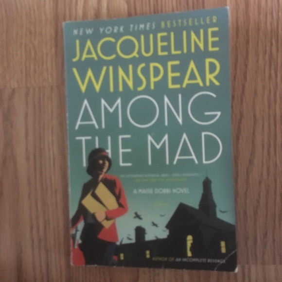 Among the Mad book by Jacqueline Winspear
